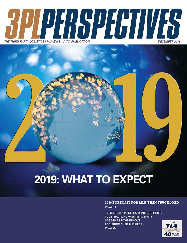 3PL Perspectives (TRIM) - December 2018 - Cover