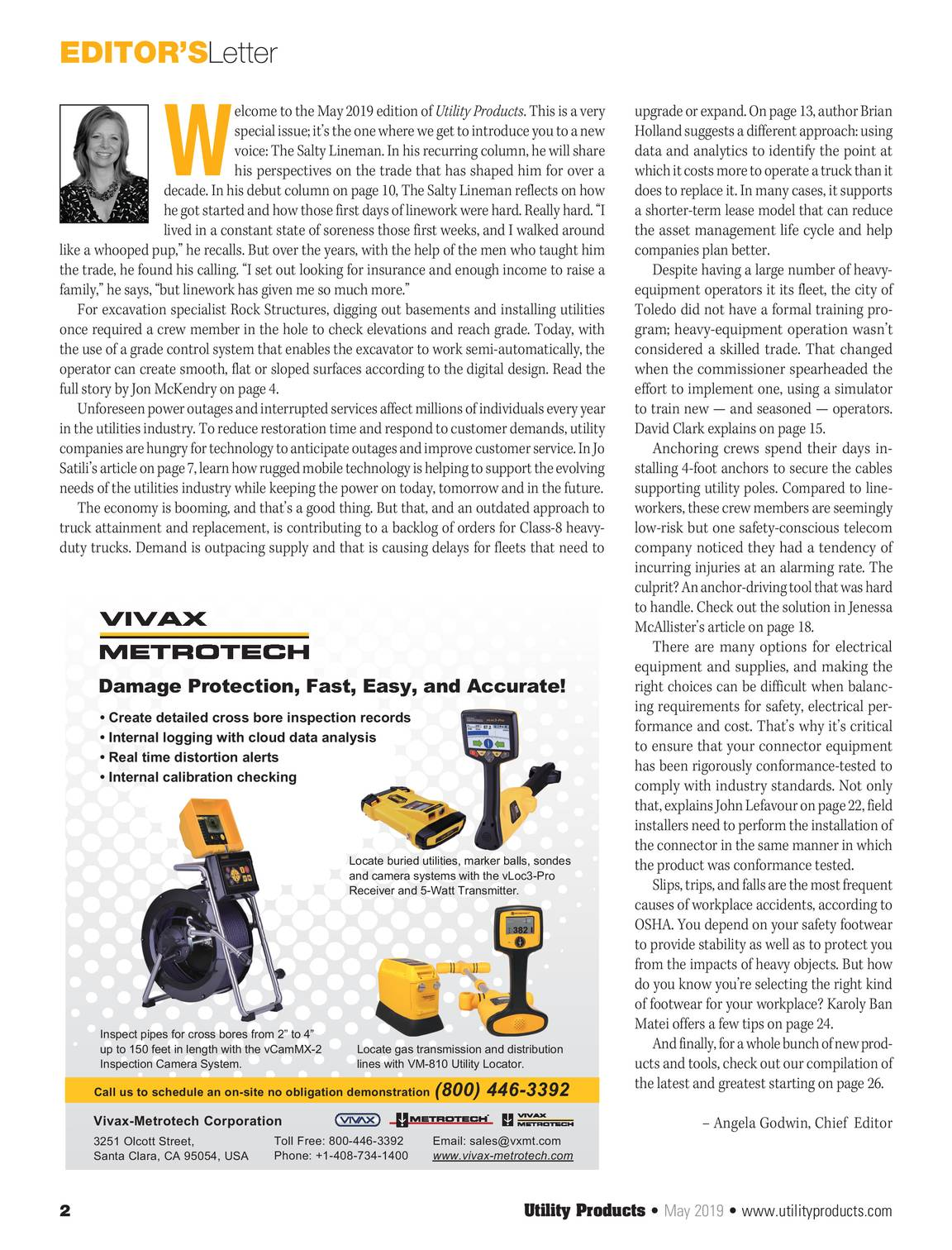 Utility Products - May 2019 - page 3