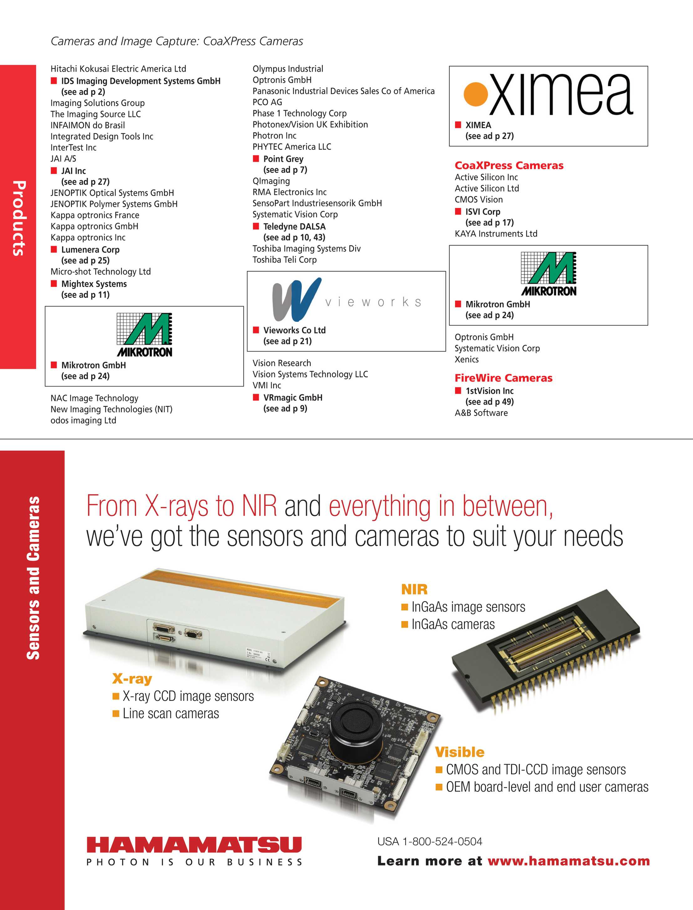 Vision Systems - March 2014 - page 26