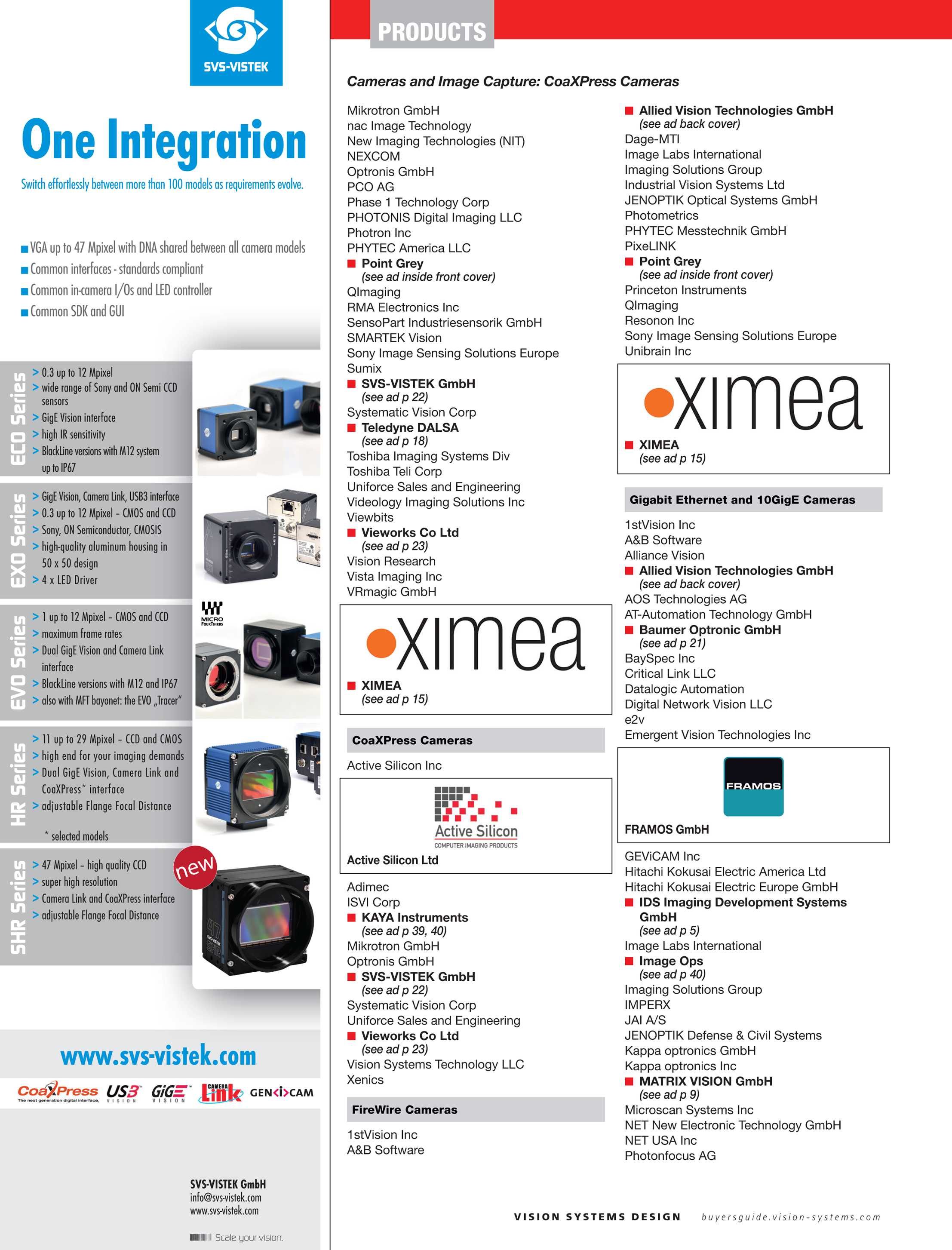 Vision Systems - March 2016 - page 22