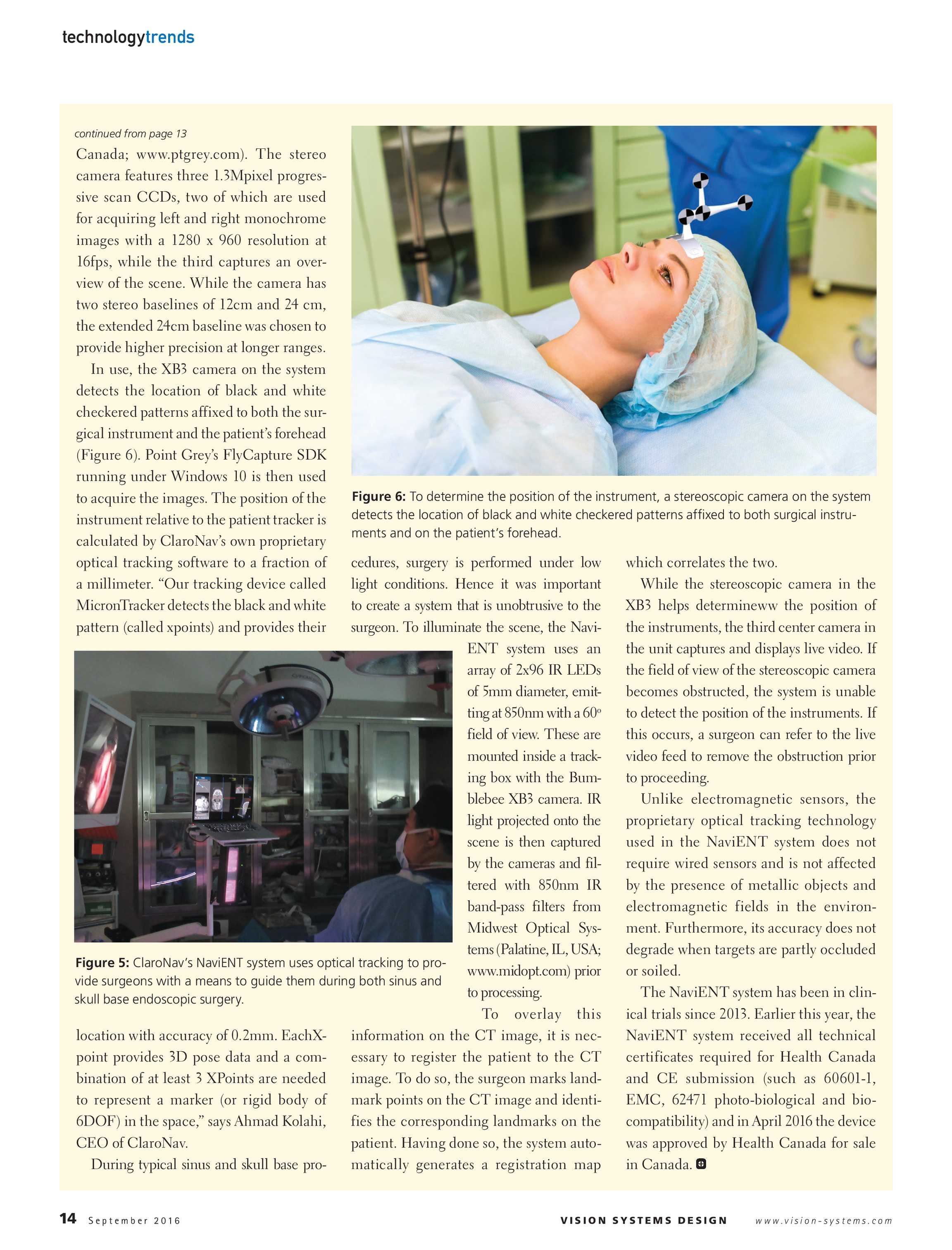Vision Systems - September 2016 - page 14