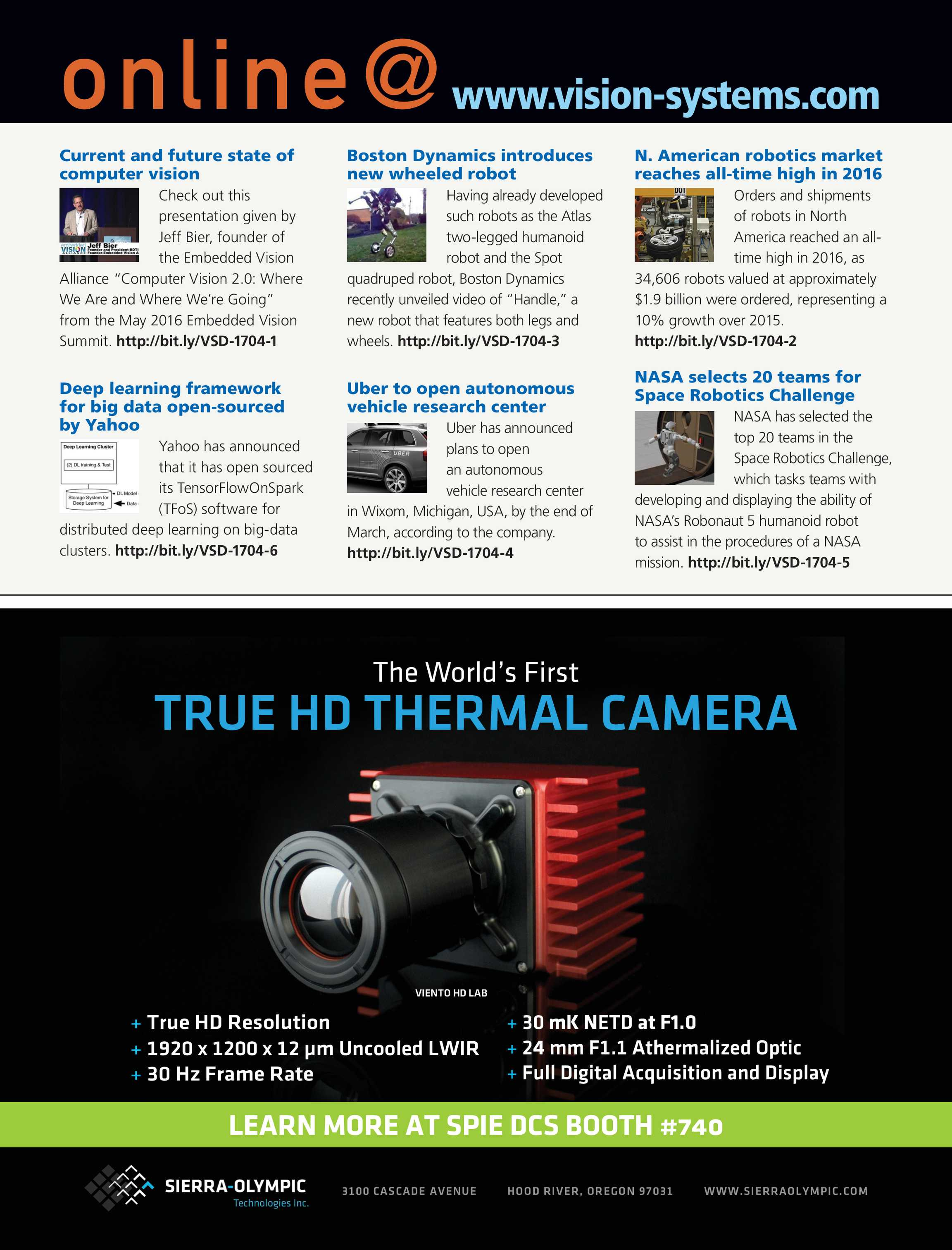 Vision Systems - April 2017 - page 4