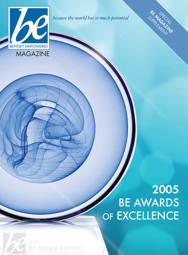 Year In Infrastructure 2005 Cover